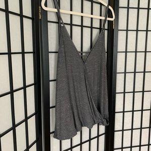 AEO Soft & Sexy Stripe Tank Top